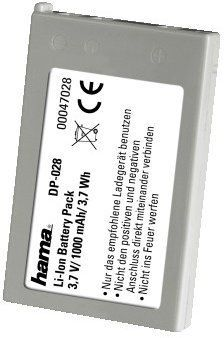 Akumulator 3,7V/1000MAH/NIKON EN-EL5