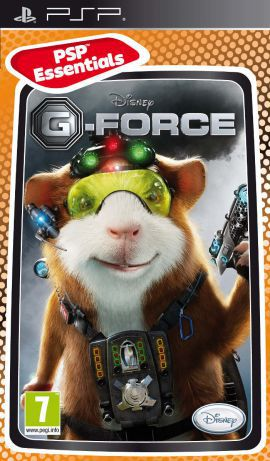 Gra PSP CDP.PL G-Force (E)