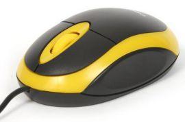 Mysz OMEGA OM-06V (41643) Czarno-żółty