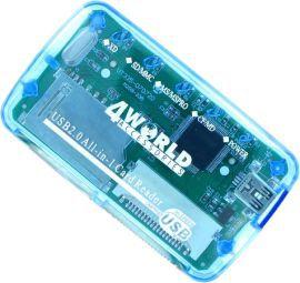 Czytnik kart 4WORLD Universal Card Reader