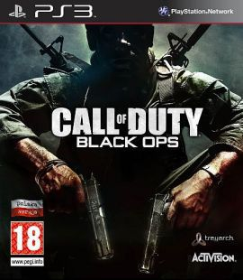 Gra PS3 LICOMP EMPIK MULTIMEDIA Call of Duty: Black Ops