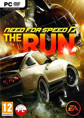 Gra PC ELECTRONIC ARTS Need for Speed: The Run