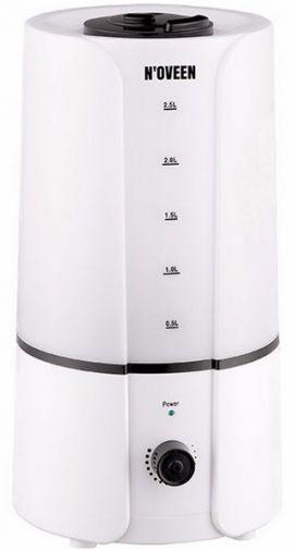 Nawilżacz ultradźwiękowy NOVEEN HQ-602C Biały + olejek relaksacyjny