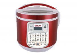 Multicooker SATURN ST-MC9203 Czerwony