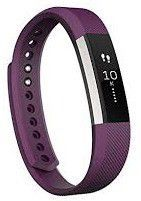 Opaska FITBIT INTERNATIONAL LIMITED Alta fitness (FB406PML-EU) Rozmiar L Fioletowy