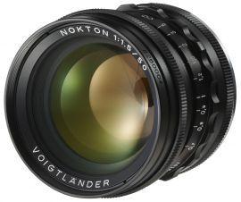 Obiektyw VOIGTLANDER 50 mm f/1.5 Nokton (Leica M)
