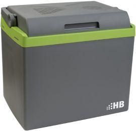 Lodówka Turystyczna HB PC1025 25l z Funkcją Grzania 12 230V