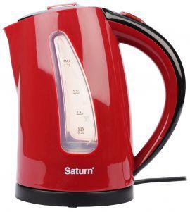Czajnik SATURN ST-EK8425 Czerwono-czarny