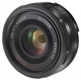 Obiektyw VOIGTLANDER 40 mm f/2.0 Ultron SL-II Canon