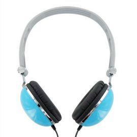 Słuchawki 4World Słuchawki nauszne 4WORLD 4W pałąk Niebieski