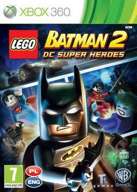 Gra Xbox 360 CENEGA LEGO Batman 2: DC Super Heroes