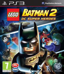 Gra PS3 CENEGA LEGO Batman 2: DC Super Heroes