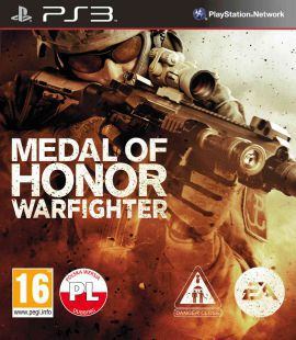 Gra PS3 ELECTRONIC ARTS Medal of Honor Warfighter