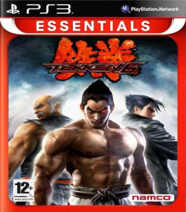 Gra PS3 CENEGA Tekken 6 Essentials