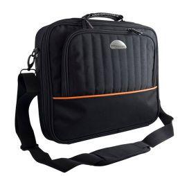 Torba MODECOM Torba na notebooka 15.6 cali Cleveland Czarno-pomarańczowy