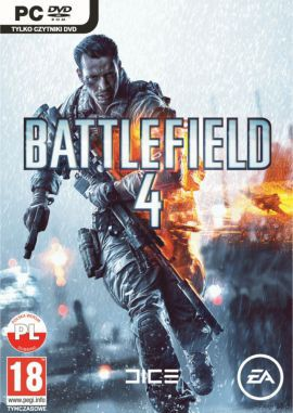 Gra PC ELECTRONIC ARTS Battlefield 4