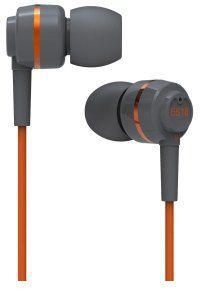 Słuchawki SOUNDMAGIC ES18 Szaro-pomarańczowy