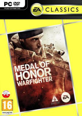 Gra PC ELECTRONIC ARTS Medal of Honor: Warfighter (C)
