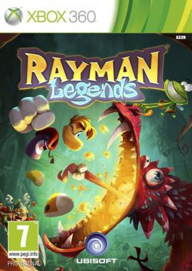 Gra Xbox 360 UBISOFT Rayman Legends