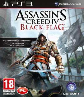 Gra PS3 UBISOFT Assassin's Creed IV: Black Flag