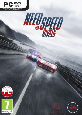 Gra PC Need for Speed: Rivals