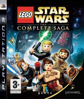 Gra PS3 Lego Star Wars: The Complete Saga