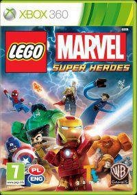Gra Xbox 360 CENEGA LEGO Marvel Super Heroes