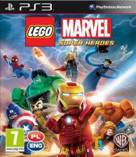 Gra PS3 CENEGA Lego Marvel Super Heroes