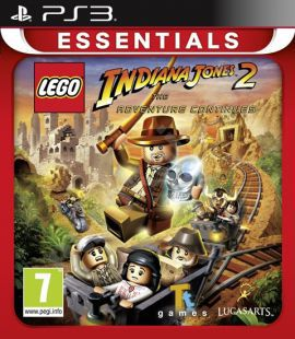 Gra PS3 Lego Indiana Jones 2 Essentials