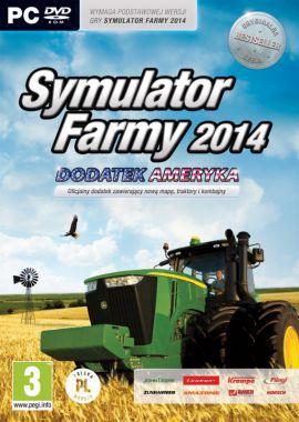 Gra PC Dodatek Ameryka do Symulator Farmy 2014