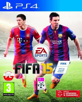 Gra PS4 FIFA 15