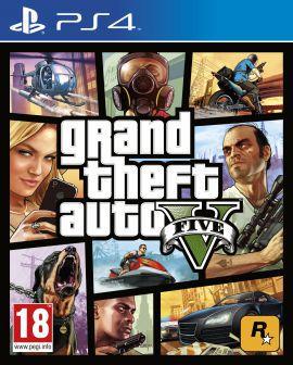 Gra PS4 GTA V