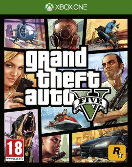 Gra XBOX ONE GTA V
