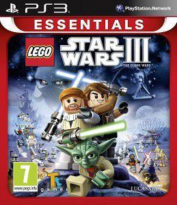 Gra PS3 Lego Star Wars III Clone Wars