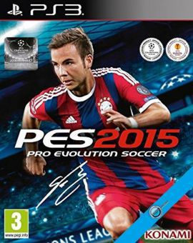 Gra PS3 Pro Evolution Soccer 2015