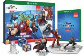 Gra XBOX ONE Disney Infinity 2.0 Marvel Super Heroes Zestaw Startowy