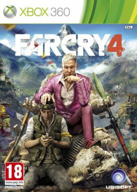 Gra XBOX 360 Far Cry 4