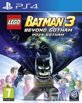 Gra PS4 Lego Batman 3 Poza Gotham