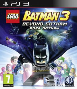 Gra PS3 Lego Batman 3 Poza Gotham