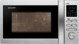 Kuchenka mikrofalowa SHARP R622STWE