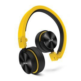 Słuchawki AKG Y40 Żółty