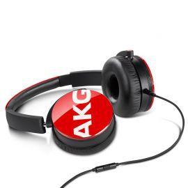 Słuchawki AKG Y50 Czerwony