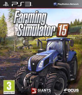 Gra PS3 Farming Simulator 2015