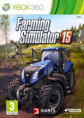 Gra XBOX360 Farming Simulator 2015