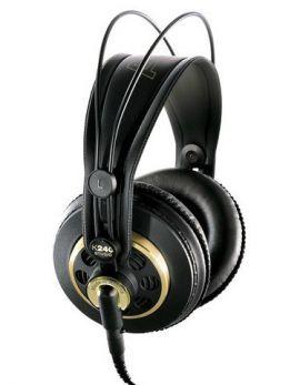 Słuchawki AKG K240 Studio Czarny