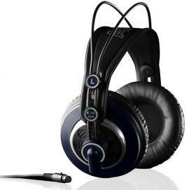Słuchawki nauszne AKG K240 MKII Czarny