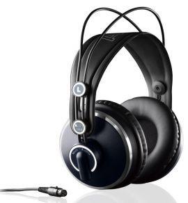 Słuchawki nauszne AKG K271 MKII Czarny