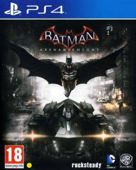 Gra PS4 Batman Arkham Knight