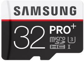 Karta pamięci 32GB 95MB/s micro SD SAMSUNG PRO+ klasa 10 UHS-I MB-MD32DA/EU
