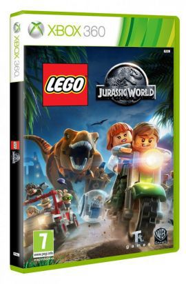 Gra XBOX360 LEGO Jurassic World